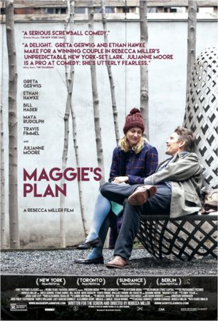MAGGIE'S PLAN 1