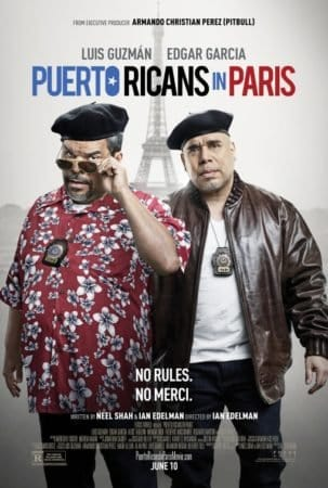 PUERTO RICANS IN PARIS 1