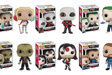 Suicide Squad Takes Over Official DC Shop! 19