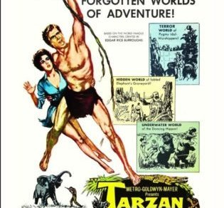 TARZAN THE APE MAN (1959) 7