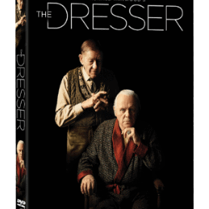 The Dresser -Starring Ian McKellen and Anthony Hopkins - Available on DVD and Digital HD July 12 23