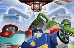 TRANSFORMERS RESCUE BOTS: HEROES OF TECH 19