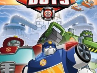 TRANSFORMERS RESCUE BOTS: HEROES OF TECH 28