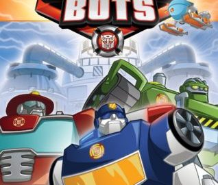 TRANSFORMERS RESCUE BOTS: HEROES OF TECH 43