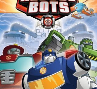 TRANSFORMERS RESCUE BOTS: HEROES OF TECH 9