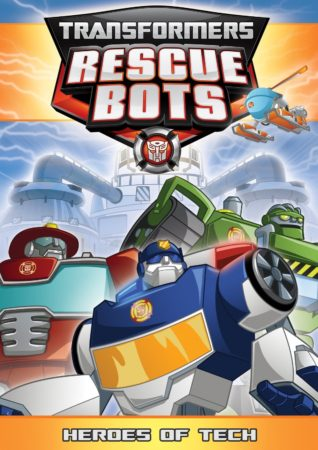 TRANSFORMERS RESCUE BOTS: HEROES OF TECH 3