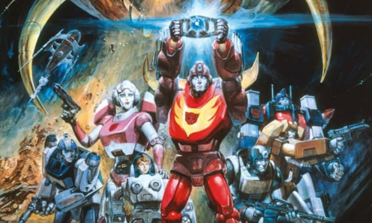 Shout! Factory and Hasbro Studios announce TRANSFORMERS - THE MOVIE on BLU-RAY on September 13th, 2016 1