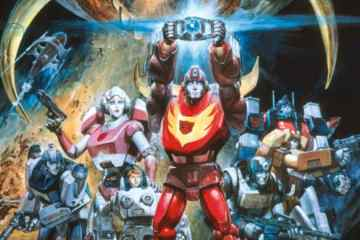 Shout! Factory and Hasbro Studios announce TRANSFORMERS - THE MOVIE on BLU-RAY on September 13th, 2016 84