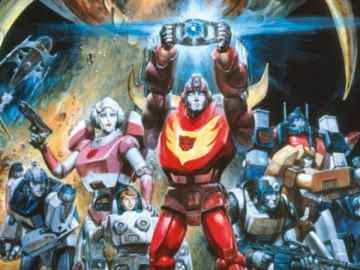 Shout! Factory and Hasbro Studios announce TRANSFORMERS - THE MOVIE on BLU-RAY on September 13th, 2016 31