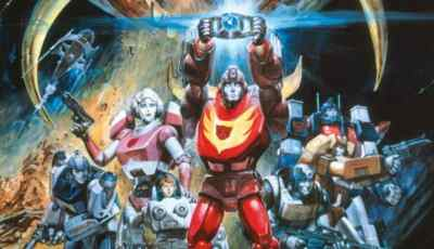 TRANSFORMERS, THE: THE MOVIE 12