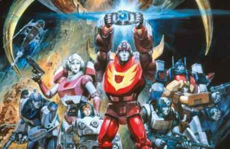 Shout! Factory and Hasbro Studios announce TRANSFORMERS - THE MOVIE on BLU-RAY on September 13th, 2016 17