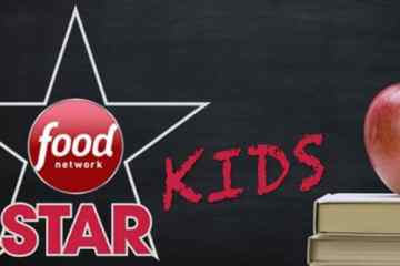 BEFORE THE KIDS HEAD BACK TO SCHOOL CATCH THE NEXT GENERATION OF CULINARY HOPEFULS ON FOOD NETWORK STAR KIDS 3