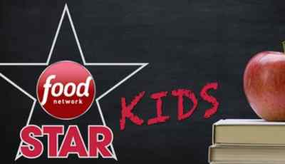BEFORE THE KIDS HEAD BACK TO SCHOOL CATCH THE NEXT GENERATION OF CULINARY HOPEFULS ON FOOD NETWORK STAR KIDS 6