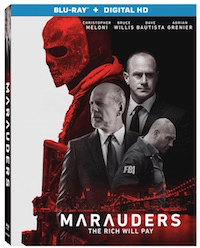 MARAUDERS arrives on Blu-ray, DVD, and Digital HD September 13 36