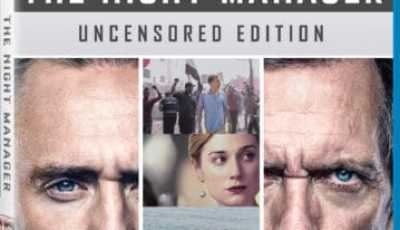Hugh Laurie & Tom Hiddleston Star In THE NIGHT MANAGER on Blu-ray & DVD Aug 30 13
