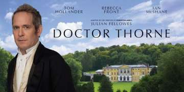 "From the Creator of ""Downton Abbey"",  ""Doctor Thorne"" / Available On Digital HD October 17th and DVD October 18th 15"