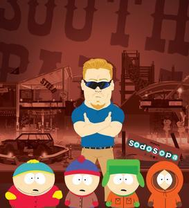 South Park: The Complete Nineteenth Season arrives on Blu-ray & DVD September 6th 7