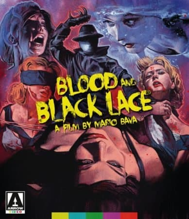 BLOOD AND BLACK LACE 1