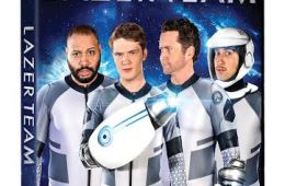 LAZER TEAM 11
