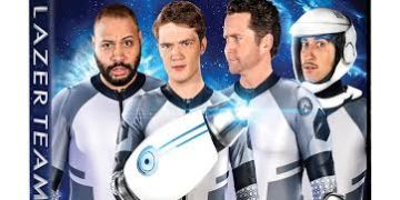 LAZER TEAM 50