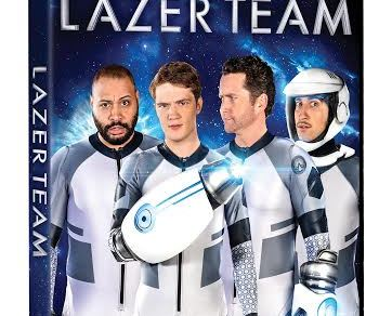 LAZER TEAM 9