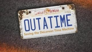 OUTATIME: SAVING THE DELOREAN TIME MACHINE 44