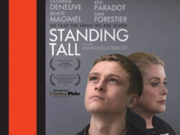 Cohen Media Group brings STANDING TALL to DVD & BD on September 13th 39