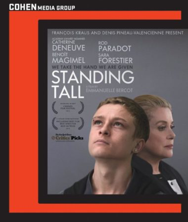 Cohen Media Group brings STANDING TALL to DVD & BD on September 13th 1