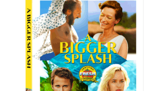 BIGGER SPLASH, A 20
