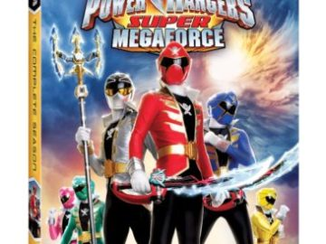 POWER RANGERS SUPER MEGAFORCE: THE COMPLETE SEASON 57