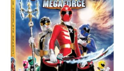 POWER RANGERS SUPER MEGAFORCE: THE COMPLETE SEASON 7