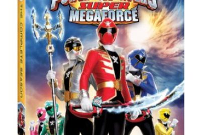 POWER RANGERS SUPER MEGAFORCE: THE COMPLETE SEASON 1