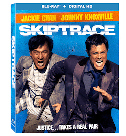 Skiptrace Starring Jackie Chan and Johnny Knoxville Arrives On Blu-ray, DVD, & Digital HD 10/25 42