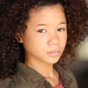 Storm Reid Cast as Meg Murry in Disney's A WRINKLE IN TIME 19