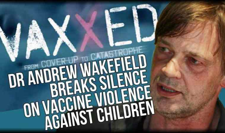 THE AV INTERVIEW: DR. ANDREW WAKEFIELD (VAXXED) 3
