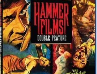 HAMMER FILMS DOUBLE FEATURE: THE REVENGE OF FRANKENSTEIN/THE CURSE OF THE MUMMY'S TOMB 3