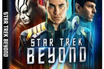STAR TREK BEYOND arrives on Blu-ray/DVD/On Demand November 1st and Digital HD October 4th 7