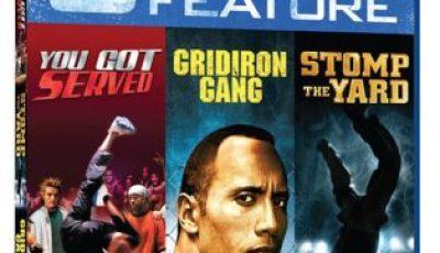 YOU GOT SERVED/STOMP THE YARD/GRIDIRON GANG 9