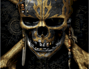 The teaser trailer for PIRATES OF THE CARIBBEAN: DEAD MEN TELL NO TALES is here! 23