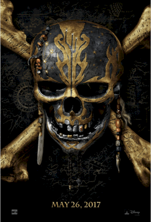 The teaser trailer for PIRATES OF THE CARIBBEAN: DEAD MEN TELL NO TALES is here! 1