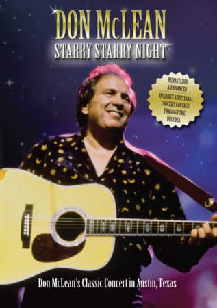 DON MCLEAN - STARRY STARRY NIGHT 3