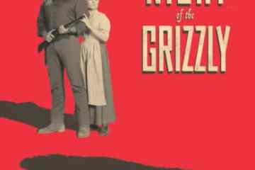 NIGHT OF THE GRIZZLY, THE: OLIVE SIGNATURE 8