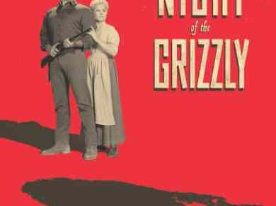 NIGHT OF THE GRIZZLY, THE: OLIVE SIGNATURE 11