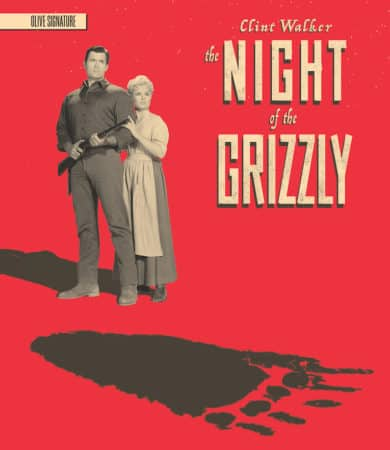 NIGHT OF THE GRIZZLY, THE: OLIVE SIGNATURE 1
