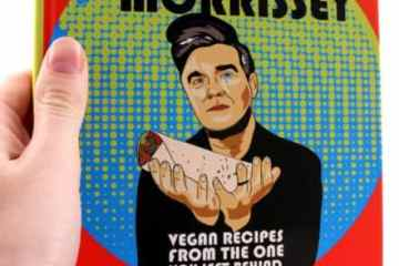 Vegans of the World Unite! Learn Defensive Eating with Morrissey and Comfort Eating with Nick Cave! 7