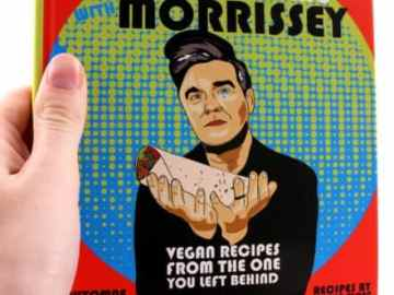 Vegans of the World Unite! Learn Defensive Eating with Morrissey and Comfort Eating with Nick Cave! 35