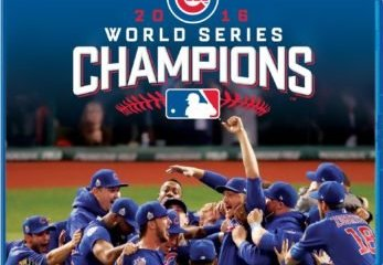 """Shout! Factory Home Ent: """"The 2016 World Series"""" (The official film from MLB) debuts on DVD & Blu-ray this 12/6 and """"2016 World Series Collector's Edition: Chicago Cubs"""" 8-Disc set on BD and DVD this December 13 9"""