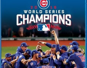 "Shout! Factory Home Ent: ""The 2016 World Series"" (The official film from MLB) debuts on DVD & Blu-ray this 12/6 and ""2016 World Series Collector's Edition: Chicago Cubs"" 8-Disc set on BD and DVD this December 13 42"
