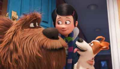 """Universal Unleashes """"PET & PLAY"""" TRUCK TOUR IN NYC to Celebrate THE SECRET LIFE OF PETS on Blu-ray and DVD on December 6 3"""