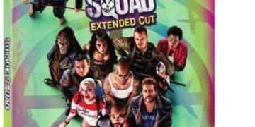 SUICIDE SQUAD: EXTENDED & THEATRICAL CUTS 22